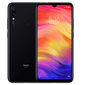 Xiaomi RedMi Note 7 32Gb 3Gb Black (Global Version)