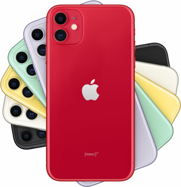 Смартфон Apple iPhone 11 64Gb Красный