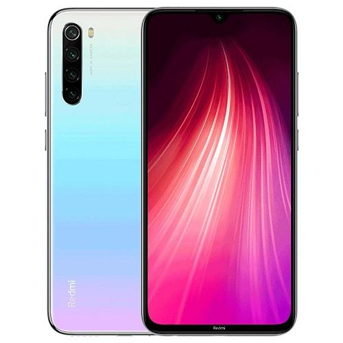 Xiaomi Redmi Note 8 4/64GB White (Белый) Global Version