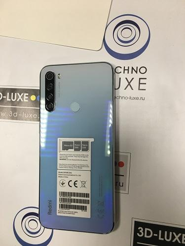 Xiaomi Redmi Note 8T 4/64GB Blue (Версия для России)