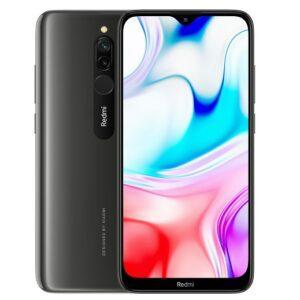 Xiaomi Redmi 8 4/64GB Black (Версия для России)