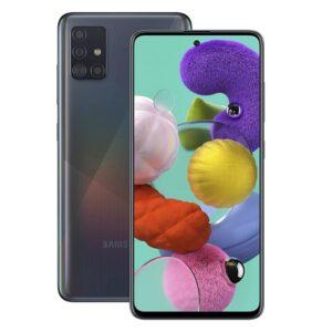 Смартфон Samsung A515 Galaxy A51 4/64Gb черный